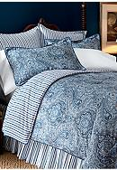 Lauren Ralph Lauren Home Townsend Paisley Bedding Collection