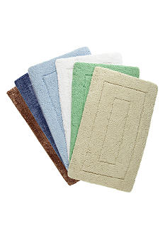 Biltmore For Your Home Boundary Memory Foam Bath Rug