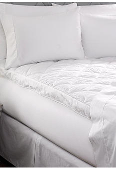Biltmore® For Your Home 300 Thread Count Scroll Mattress Pad