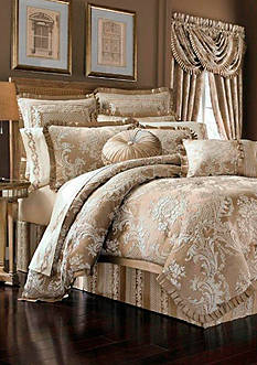 J Queen New York Celeste Queen Comforter Set