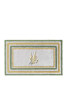 J Queen New York Citron Bath Rug