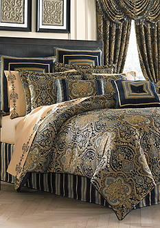 J Queen New York Venezia Queen Comforter Set