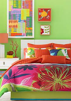 J by J Queen New York Joy King Comforter Set