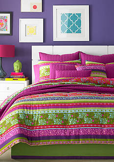 J by J Queen New York Lolita King Comforter Set