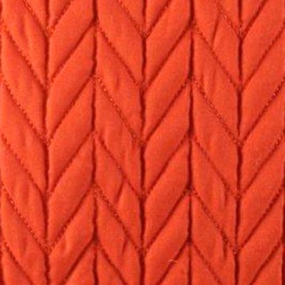 Solid Bedding: Orange J by J Queen New York Camden Banana Standard Quilted Sham