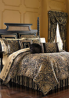 J Queen New York Paramount King Comforter Set