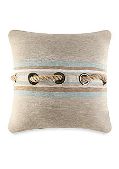 J Queen New York Newport 18in Square Pillow