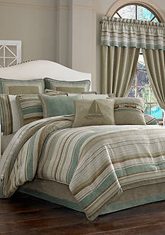 J Queen New York Newport Queen Comforter Set