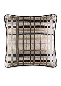 J Queen New York Structure 18in Square Pillow