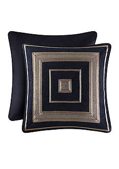 J Queen New York Bradshaw Square Decorative Pillow