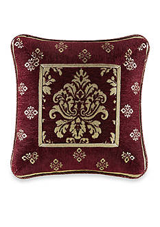 J Queen New York Dynasty Square Pillow