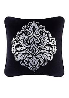 J Queen New York Cambridge Square 20-in. Decorative Pillow