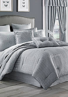 J Queen New York Wilmington Comforter Set