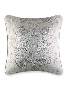 J Queen New York Romance Square Pillow
