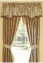 Dresser Light Khaki Valance 54-in. x 17-in. + 3-in. Header