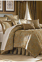 Dresser Light Khaki Queen Comforter Set 92-in. x 96-in.
