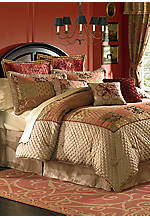 Minton Toast Queen Comforter Set 92-in. x 96-in.