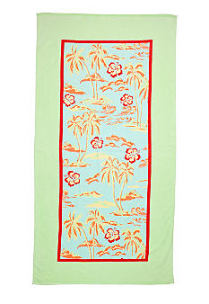 Ocean & Coast Island Beach Towel