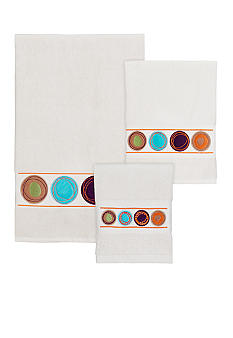 Creative Bath Dot Swirl Towel Collection