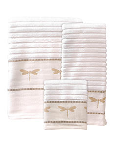Creative Bath Dragon Fly Towel Collection