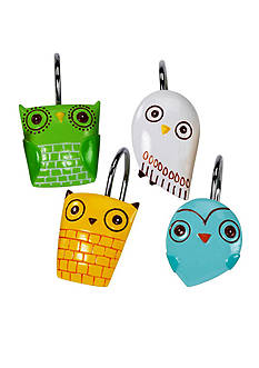 Creative Bath GIVE A HOOT RESIN