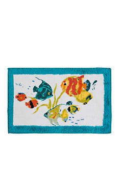 Creative Bath RAINBOW FISH RUG