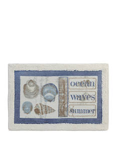 Creative Bath Seaside Bath Rug - Online Only