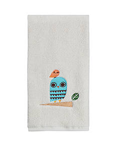 Creative Bath GIVE A HOOT PRINT HA