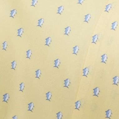 Coastal Bedroom: Yellow - Online Only Southern Tide Skipjack Full Sheet Set 85-in. x 96-in.