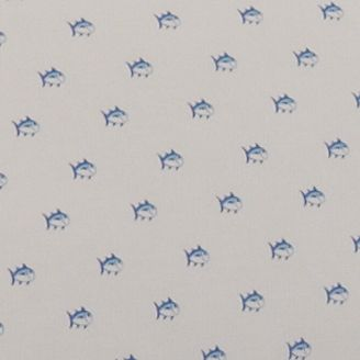 Southern Tide: White Southern Tide Skipjack Full Sheet Set 85-in. x 96-in.