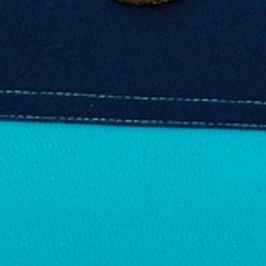 Live in Color: Bed: Blue Topaz Southern Tide 12X20 GROMMET DEC
