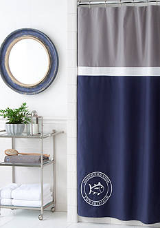 Southern Tide Starboard Shower Curtain