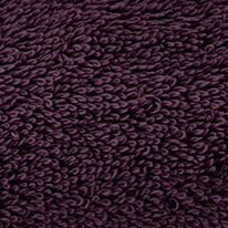 Solid Towels: Black Plum Martex MTEX EGYPT DRY HAND