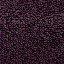 Martex: Black Plum Martex MTEX EGYPT DRY WASH