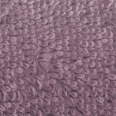 Solid Towels: Smoke Purple Portico SOLID SLUB HAND TOWE