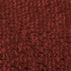 Solid Towels: Red Ochre Portico SOLID SLUB HAND TOWE