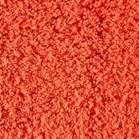 Bath Rugs: Blood Orange Kassatex KASSADESIGN BRIGHTS 20X32 RUG