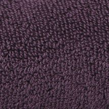 Solid Towels: Plum Kassatex Kassa Design 6-Piece Towel Set - Online Only