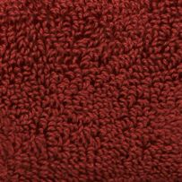 Kassatex: Garnet Red Kassatex Kassa Design 6-Piece Towel Set - Online Only
