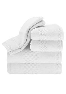 Kassatex Hotelier 6-Piece Towel Set - Online Only
