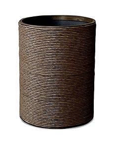Lamont Home Hand Spun Wastebasket