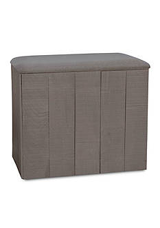 Lamont Home Wyatt Bench Hamper
