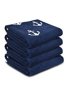 Lamont Home LAMONT HOME ANCHORS TOWEL SET-SET OF 6