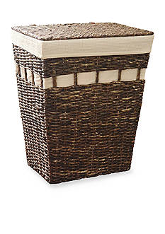 Lamont Home Malina Rectangular Hamper