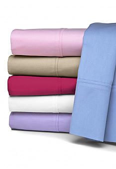J Khaki 200 Thread Count Cotton Sheet Sets