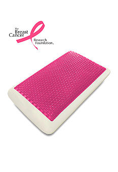 Comfort Revolutions Pink Bubbles Hydraluxe Bed Pillow