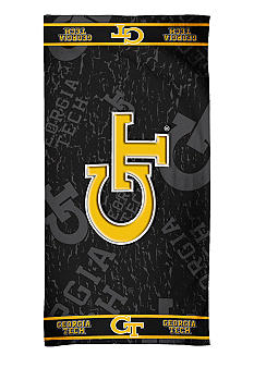 WinCraft Georgia Tech Yellow Jackets Beach Towel