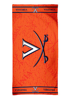 WinCraft Virginia Cavaliers Beach Towel