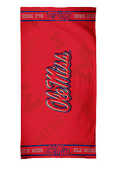 WinCraft Ole Miss Rebels Beach Towel