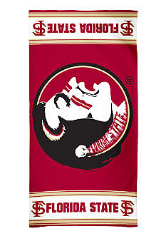 WinCraft Florida State Seminoles Beach Towel